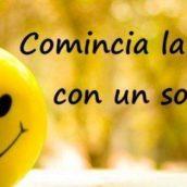 Buongiorno con il sorriso
