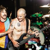 Red Hot Chili Peppers: Due date italiane in programma…