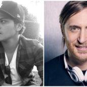 Bruno Mars – Versace On The Floor + David Guetta Remix