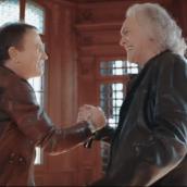 """Roby Facchinetti & Riccardo Fogli: Ascolta """"Il segreto del tempo"""", nuovo singolo in gara a Sanremo"""