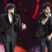 """Ermal Meta & Fabrizio Moro: Ascolta """"Non mi avete fatto niente"""", nuovo brano in gara a Sanremo"""