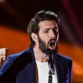 """Giovanni Caccamo: Ascolta """"Eterno"""", il nuovo singolo in gara a Sanremo"""