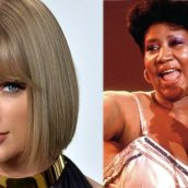 TAYLOR SWIFT: L'OMAGGIO AD ARETHA FRANKLIN
