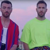 CALVIN HARRIS E SAM SMITH: VIDEO UFFICIALE DI PROMISES