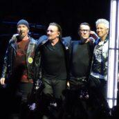 Bono perde la voce, U2 interrompono il concerto a Berlino
