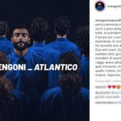 """MARCO MENGONI SVELA TITOLO DELL'ALBUM: """"ATLANTICO"""""""