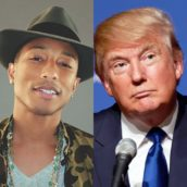 Pharrell Williams a Trump, non usare la mia Happy