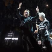U2, la prima serata milanese è stellare