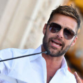 RICKY MARTIN: PAPÀ PER LA TERZA VOLTA
