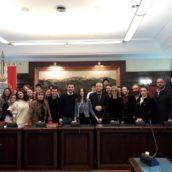 Ariano Irpino, l'amministrazione comunale si congratula con Gaia Volpe