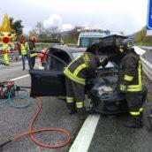 Mercogliano,incidente tra due veicoli