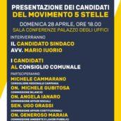 Ariano Irpino,M5S apre la campagna elettorale per le prossime elezioni amministrative