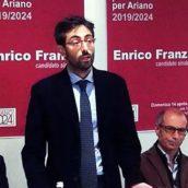 Ariano Irpino, dichiarazioni del Candidato Sindaco del Centro Sinistra Enrico Franza