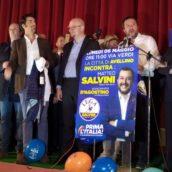 Salvini ad Avellino