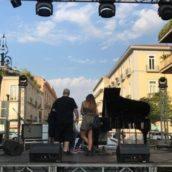 """Morgan ad Avellino :"""" Scenografia umiliante """"."""