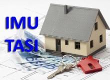 IMPOSTA UNICA COMUNALE (I. U. C.) – ACCONTO 2019 IMU e TASI – lunedì 17 giugno la scadenza per effettuare il versamento.