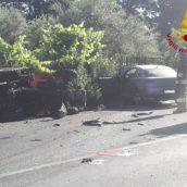 Incidente sull'Ofantina : muoiono due persone