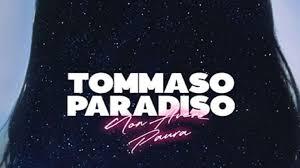 """Tommaso Paradiso: è uscito il video di """" Non avere paura """""""