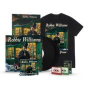 Robbie Williams torna con un doppio album natalizio