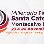 Montecalvo Irpino, si rinnova l'appuntamento con la fiera di Santa Caterina