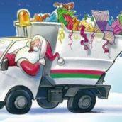 Ariano Irpino, raccolta rifiuti nelle festività natalizie
