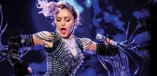 Riparte il tour di Madonna