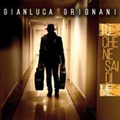 """Gianluca Grignani, ritorno col botto: """" tu che ne sai di me """" subito nella top ten di iTunes"""