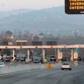 Limitazioni al traffico sull'A16 tra Grottaminarda e Vallata