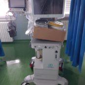 Emergenza COVID-19, Bruno dona un ventilatore ed una unità radiografica mobile