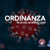 Nuova ordinanza del Governatore De Luca