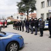 Emergenza COVID-19, Asl ringrazia le forze dell'ordine
