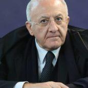 Nuova ordinanza del Governatore De Luca : tutti in casa fino al 14 aprile