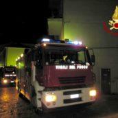 Monteforte Irpino, fiamme in un appartamento