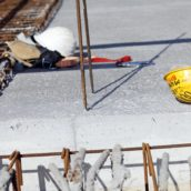Ariano Irpino,incidente sul lavoro.Muore un 38enne