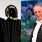"""""""Occhiali neri"""": la colonna sonora del nuovo film di Dario Argento ha la firma dei Daft Punk"""