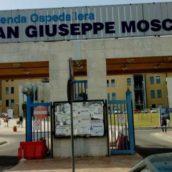 Avellino, altri due decessi per Covid presso il Moscati di Avellino