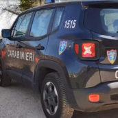 Ariano Irpino, individuato l'uomo che ha sfondato il cancello della caserma dei Carabinieri