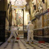 Fase 2, sanificazione luoghi di culto