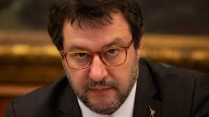 Matteo Salvini ad Avellino per l'inaugurazione della sede provinciale della Lega