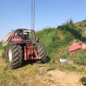 Incidente agricolo a Torella dei Lombardi: 53enne in prognosi riservata