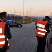 Bonito, 20enne sorpreso dai Carabinieri in possesso di marijuana: scatta la segnalazione
