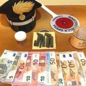 Benevento, arrestato pusher dai Carabinieri