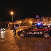 Controlli dei Carabinieri alla movida beneventana