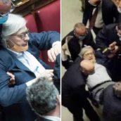 """Esclusiva/Vittorio Sgarbi ai microfoni di Radio Ufita:""""Mi hanno impedito di votare,c'è un fascismo serpeggiante"""""""
