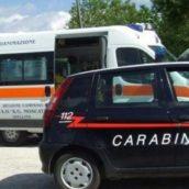 Investito da un auto a Monteforte Irpino: 80enne in prognosi riservata