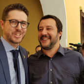 """Lega Campania, Nicola Molteni:""""La Campania protagonista nei Dipartimenti nazionali"""""""