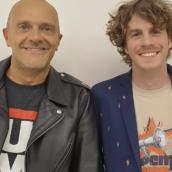 """DCPM Squad: Max Pezzali e Lo Stato Sociale insieme per """"Una canzone come gli 883"""""""