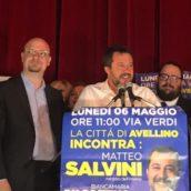 Il 5 giugno Salvini ad Avellino
