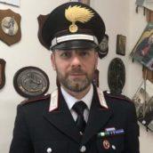 Sandro Martone è il nuovo Comandante della Stazione Carabinieri di Montella