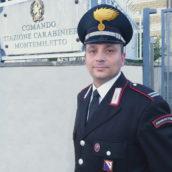 Elvis Truglia è il nuovo Comandante della Stazione Carabinieri di Montemiletto